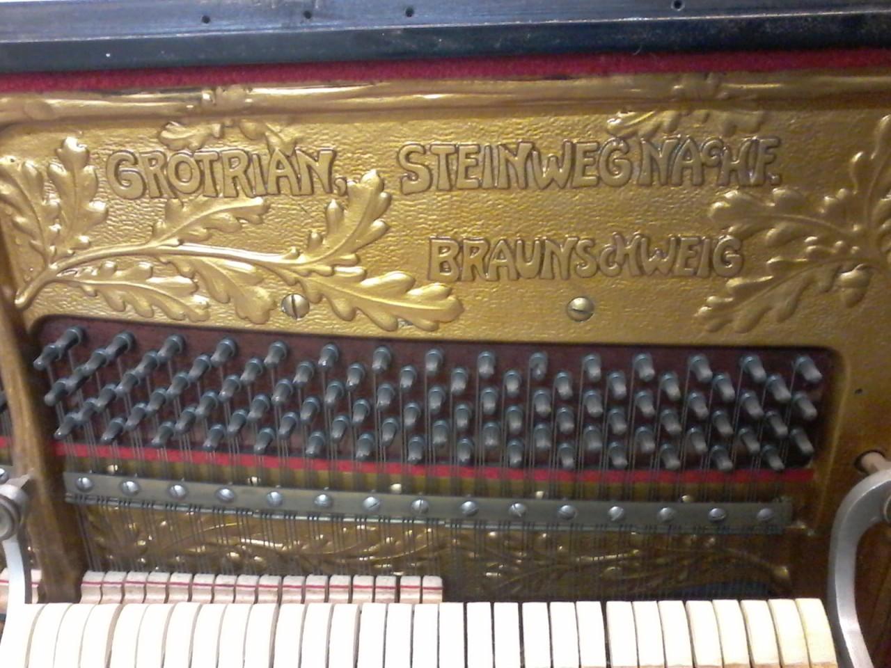 klavier zeitter und winkelmann